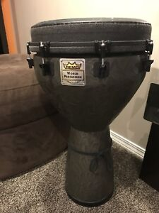 Djembe, Remo percussion, synthetic head, large