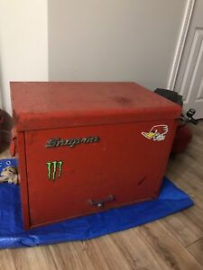 Snap-on Tool Chest with tools. Toolbox full!