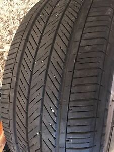 235 45 18 Michelin Pilot Tire Set