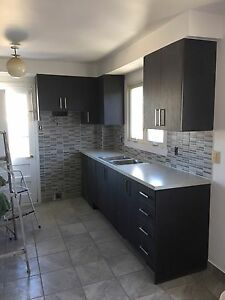 Big 5 1/2 upper apartment for rent Chomedy