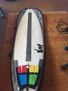 5,7 von surfboard