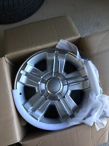 Mags 18 pouces neufs GMC, Chevrolet, Cadillac