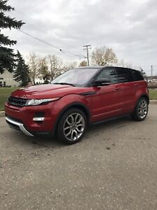 2012 Range Rover Evoque FINANCING AVAILABLE