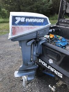 Evinrude 7 5 Hp | ⛵ Boats & Watercrafts for Sale in Ontario