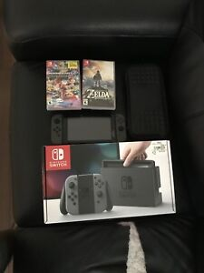 Selling my Nintendo switch /GOOD PRICE