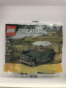 Lego 40109 Mini Cooper 59 pcs building toy