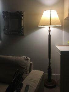 Floor lamp restored Antique  Brighton Bayside Area Preview