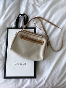 Authentic Gucci crossbody bag purse