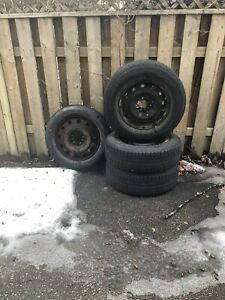 Used tires for a Ford Escape