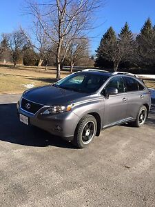2012 Lexus rx350 - touring with 67.5k kms