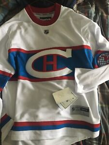 Montreal Canadiens Hockey Jersey - Large