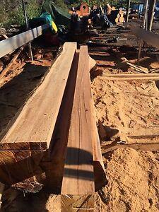 Hardwood  timber posts ( structural grade) Terrey Hills Warringah Area Preview