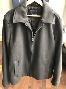 Tommy Wool Peacoat