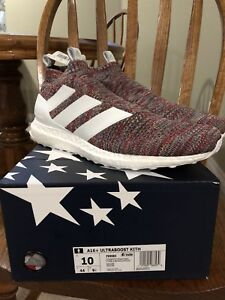 DS Kith Adidas Ace 16+ Ultraboost Size 10