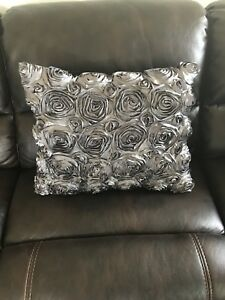 Accent pillows!