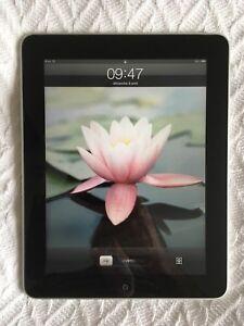iPad 1 - 16go