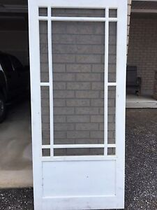 2 New Screen Doors!