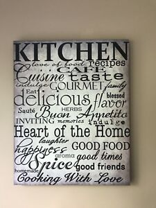 Kitchen Picture (Home Sense)