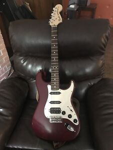 Fender Highway One Stratocaster HSS American made