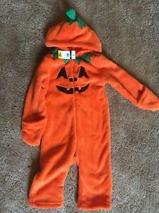 Unisex Pumpkin onesie 24 months