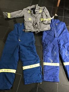 Insulated FR Bib Coveralls and Jacket/Parka, Oilfield Gear