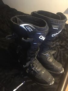 NEW ONEAL riding boots size 12