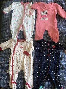 0-3 mouths baby girl clothes