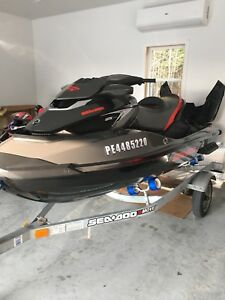 2014 Seadoo GTX 260 Limited IS