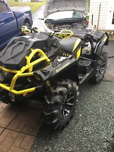 2018 XMR 1000 2up Financing Available