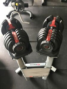 Bowflex 552 with stand