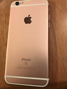 iPhone 6S 16gb rose Telus