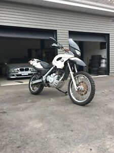 BMW 650 Dakar low km