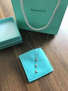 Tiffany & co. Paloma Picasso Triple kiss Necklace