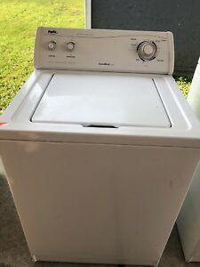 Top load washer