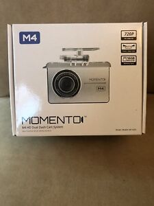 Compustar M4 Front and Rear Dash Cam