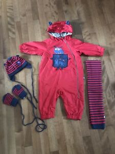 Souris Mini Fall/Spring suit with accessories