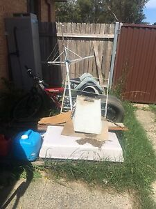 Looking for someone to clear out all this for me Doonside Blacktown Area Preview