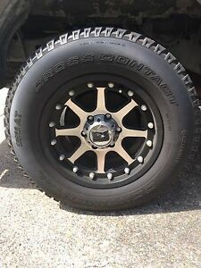 Continental Cross Contact 4WD Tyres ONLY Salisbury Brisbane South West Preview