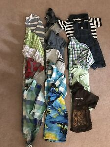 Baby boy clothes 18-24 month old