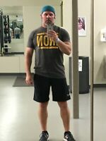 Personal trainer accepting new clients
