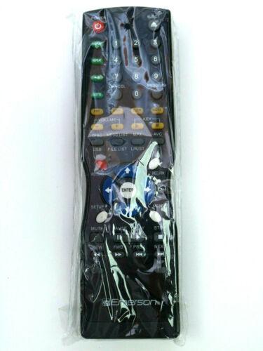 Original Black Remote Control for Emerson Karaoke DVD USB SD Player DV120 New
