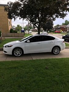 2013 Dodge Dart SXT with remote start/sunroof