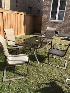 Great patio set for sale!