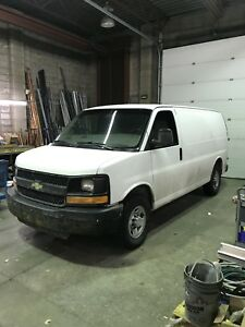 2008 Chevrolet Express Van