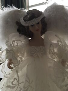 Angel Christmas Tree Topper- Unique