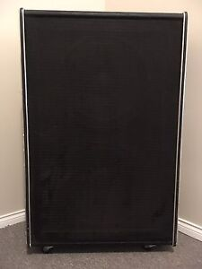 Guitar/Bass Cabinet with Vintage look