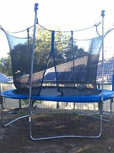 Trampoline Edens Landing Logan Area Preview