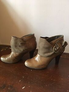 Nine West booties