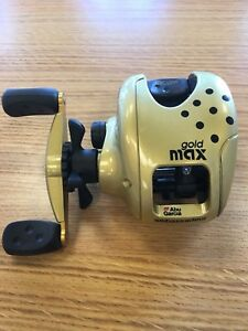 Abu Garcia Gold Max 2- Speed 3BB Reel Ambassadeur