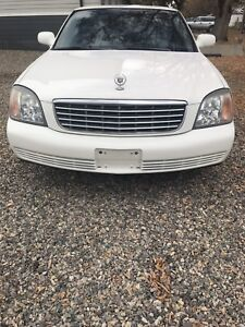 2000 Cadillac deville low km reduced!!